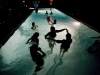 © Josh Stephenson, wedding photographer / Pool dance